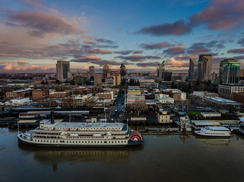 Old Sacramento Historic District | McClellan RV Park